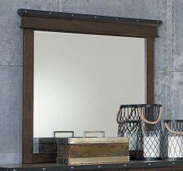 Schleiger Mirror by Homelegance