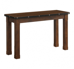 Schleiger Sofa Table by Homelegance