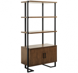 Sedley Bookcase by Homelegance