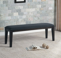 Larchmont Dining Bench by Homelegance