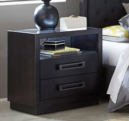 Larchmont Nightstand by Homelegance