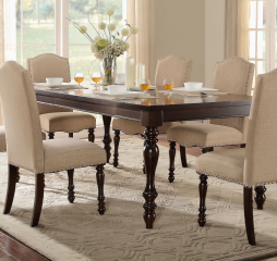 Benwick Dining Table by Homelegance