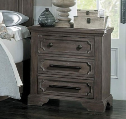Toulon Nightstand by Homelegance