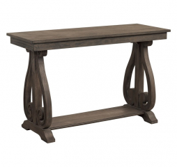 Toulon Sofa Table by Homelegance