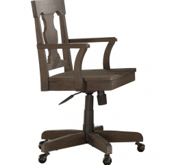 Toulon Swivel Office Chair by Homelegance