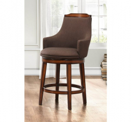 Bayshore Swivel Pub Height Chair by Homelegance