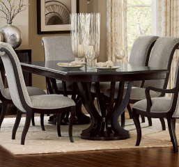 Savion Dining Table by Homelegance