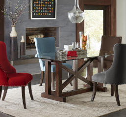 Salema Dining Table by Homelegance
