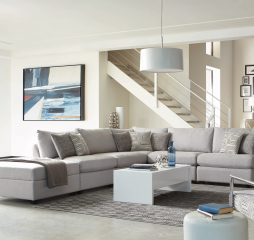 Cambria Sectional by Coaster