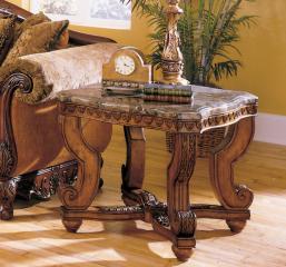 Tarantula End Table by Homelegance