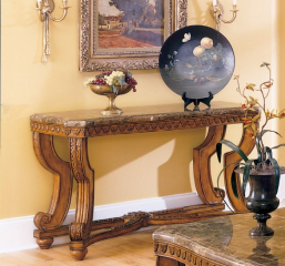 Tarantula Sofa Table by Homelegance