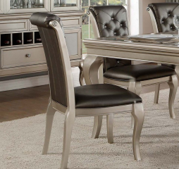 Crawford Side Chair by Homelegance
