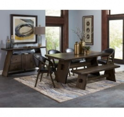 Cabezon Dining Table by Homelegance