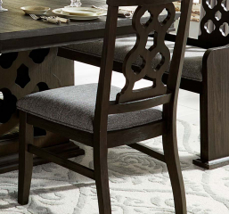 Arasina Side Chair by Homelegance