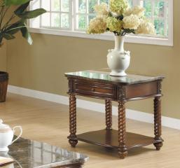 Lockwood End Table by Homelegance