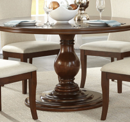 Oratorio Round Dining Table by Homelegance