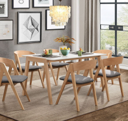 Misa Dining Table by Homelegance