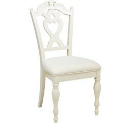 Cinderella Desk Chair by Homelegance