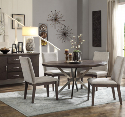 Ibiza Round Dining Table by Homelegance