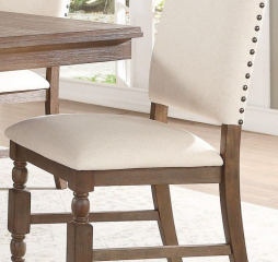 Chartreaux Side Chair by Homelegance