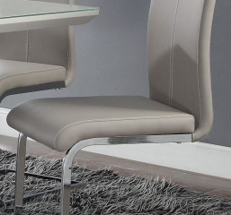 Glissand Side Chair by Homelegance