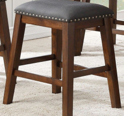 Brindle Counter Height Stool by Homelegance
