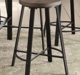 Chevre Counter Height Stool by Homelegance
