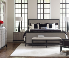 Symphony Panel Bed by Legacy Classic