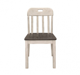 Clover Side Chair by Homelegance