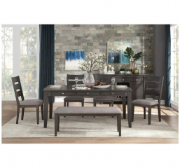 Baresford Dining Table by Homelegance
