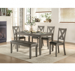 Holders Dinette Six Piece Set by Homelegance