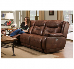 Crescent Sectional by Southern Motion