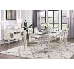Emmeline Dining Table by Homelegance