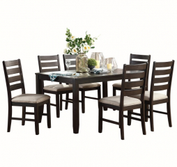 Blair Farm Seven Piece Dinette by Homelegance