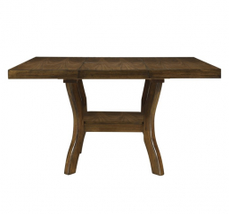 Darla Dining Table w/ 18″ Butterfly Leaf by Homelegance