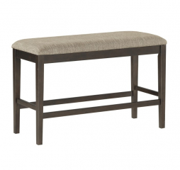 Balin Counter Height Bench by Homelegance