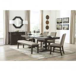 Southlake Dining Table by Homelegance