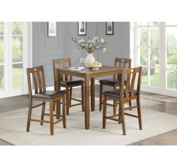Weston Counter Height Five Piece Set by Homelegance