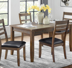 Pike Dining Table by Homelegance
