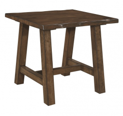 Whittaker End Table by Homelegance
