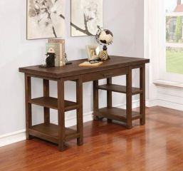 Kennesaw One Drawer Writing Desk by Coaster