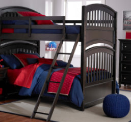 Academy Twin Over Twin Bunk Bed by Legacy Classic Kids