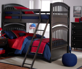Academy Full Over Full Bunk Bed by Legacy Classic Kids
