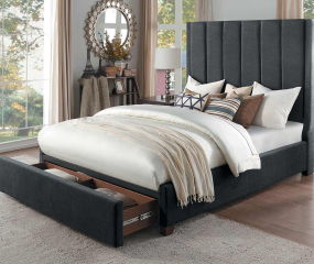 Neunan Bed by Homelegance
