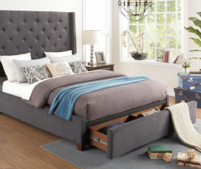Fairborn Bed by Homelegance