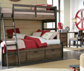 Fulton County Bunk Bed by Legacy Classic Kids