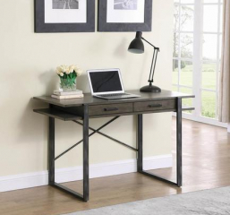 Henderson Two Drawer Writing Desk by Coaster