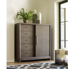 Highline Sliding Door Chest by Legacy Classic