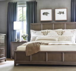 Highline Panel Bed by Legacy Classic