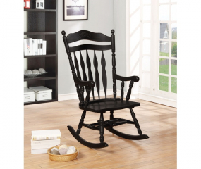Classic Windsor Rocking Chair by Coaster
